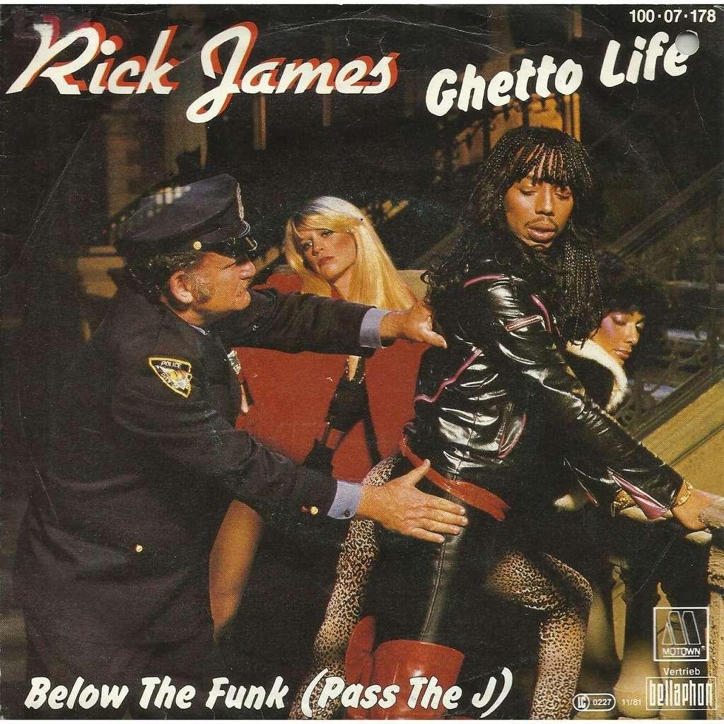 "Rick James - ""Below The Fun (Pass The J)"" - Buffablog"