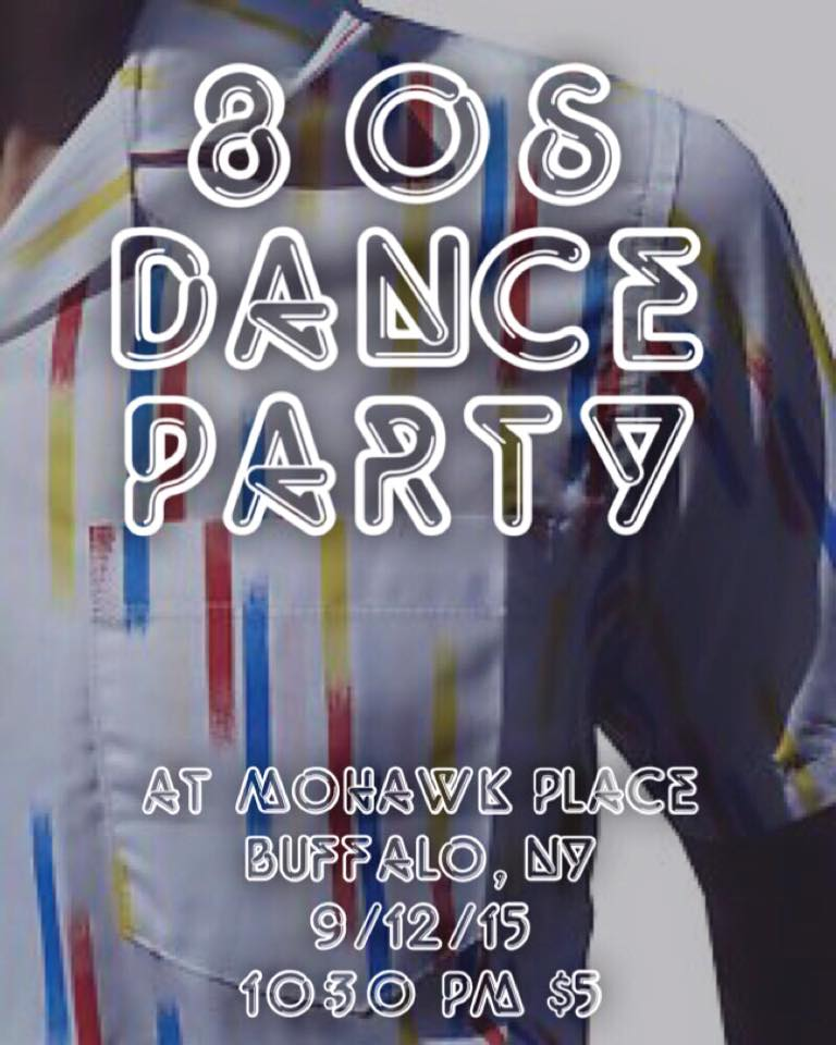 Tonight: Transmission's 80's Dance Party - Buffablog