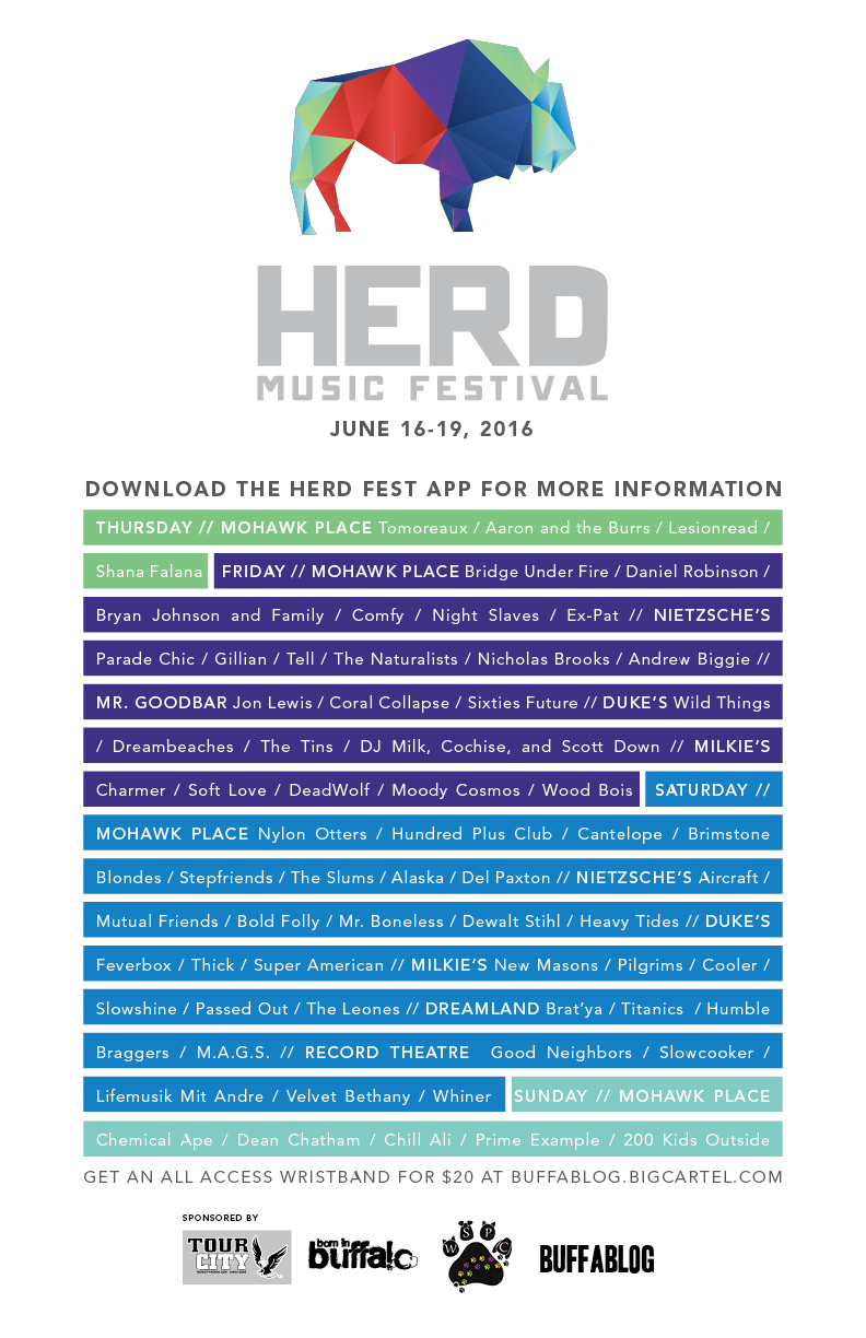 Tonight: Herd Fest Day Two - Buffablog