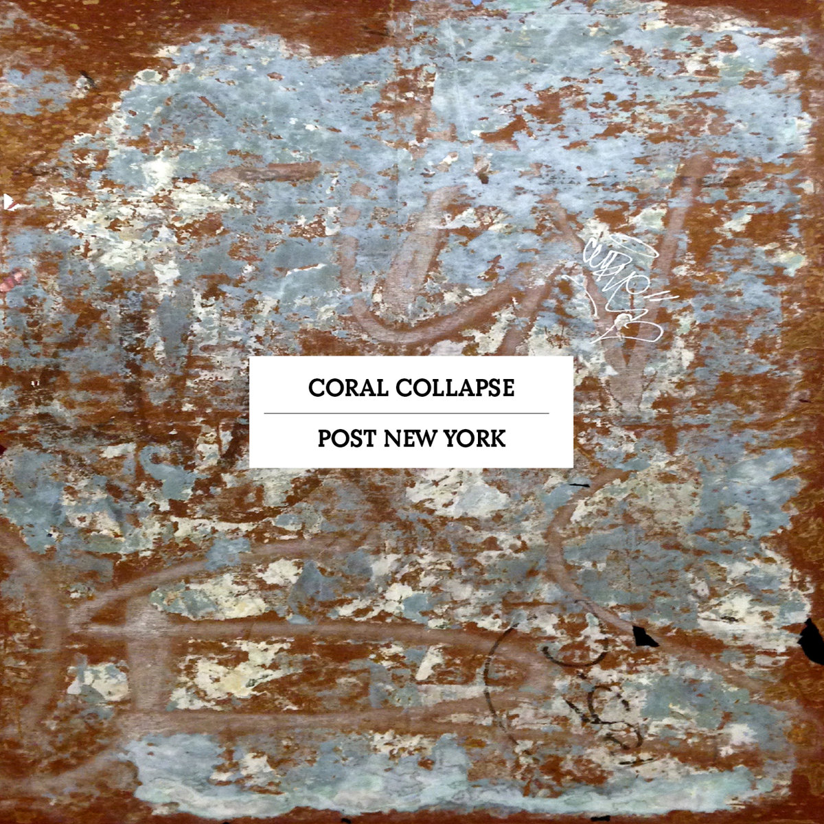 coral collapse