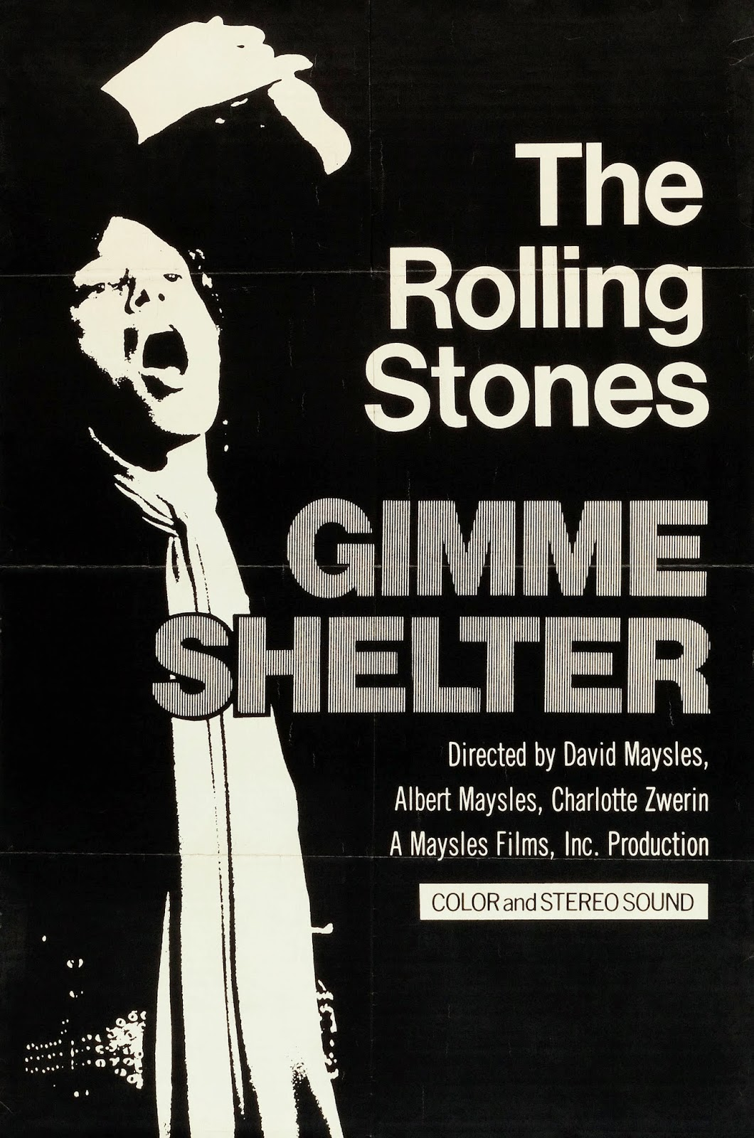 Gimme Shelter To Screen At The North Park Theatre Buffablog